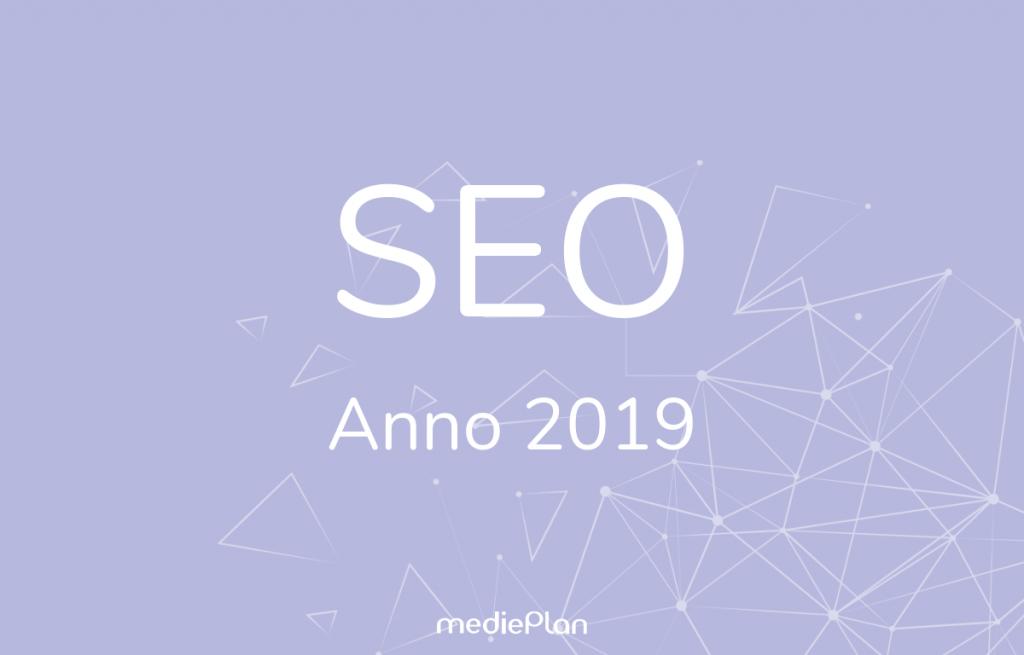 SEO anno 2019 _ Blog _ mediePlan