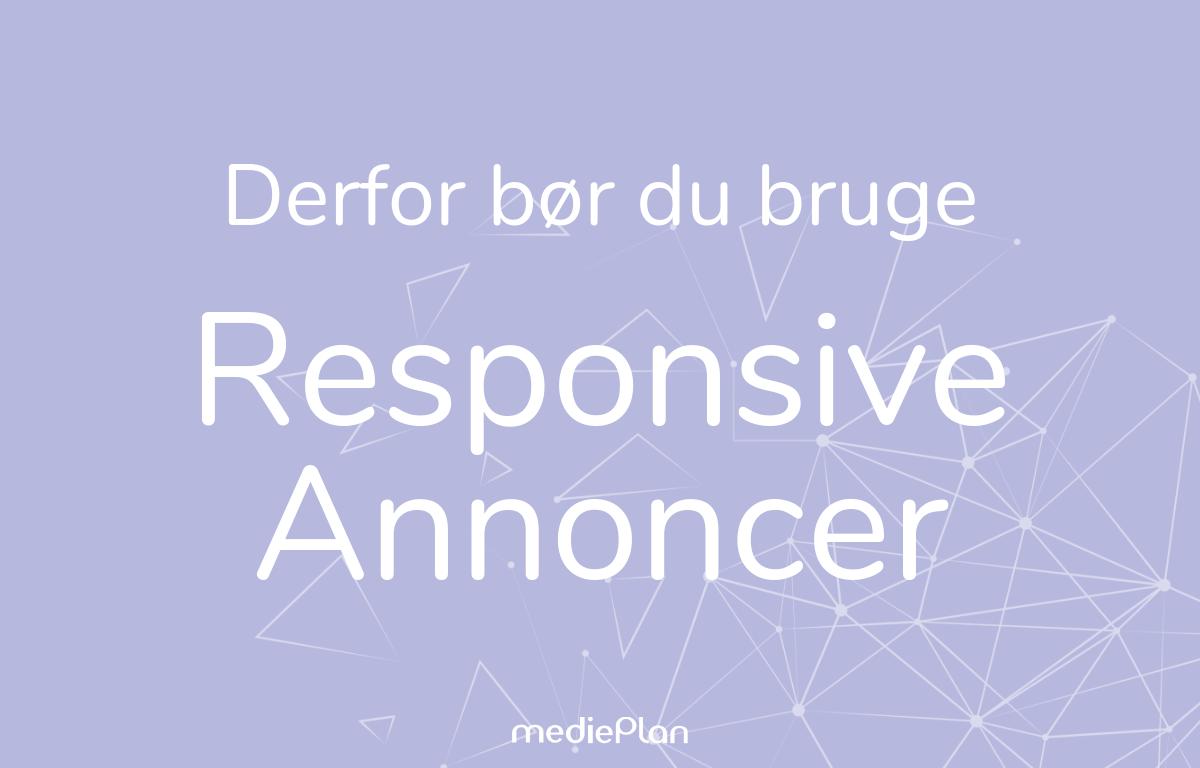 Responsive søgeannoncer | Google Ads | mediePlan | Blog