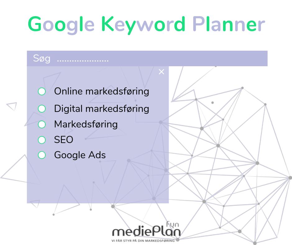 Google Keyword Planner_Blog_mediePlan