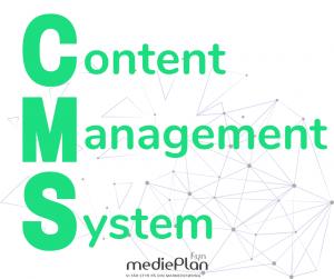 Content Management System _ Blog _ mediePlan