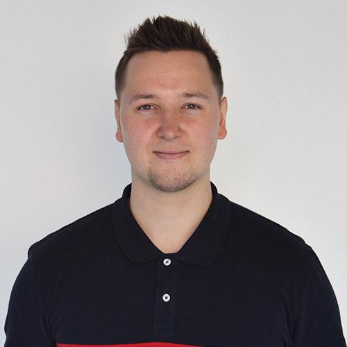 Malthe er marketingkoordinator, og er ham der står for den digitale markedsføring for vores kunder.
