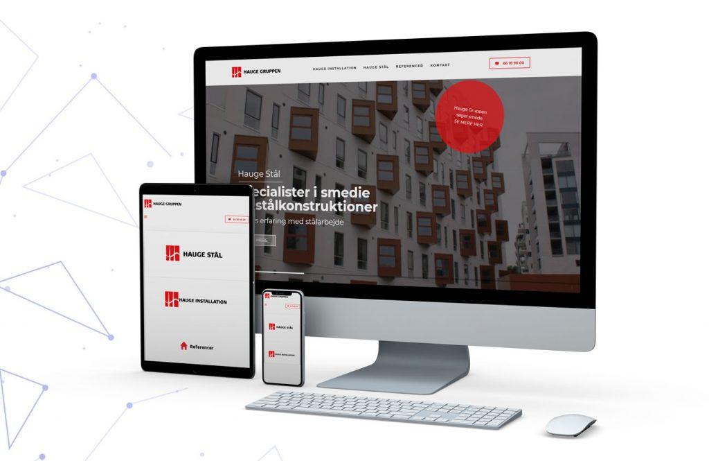 Hos mediePlan-Fyn leverede vi en responsiv hjemmeside.
